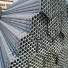 Tubería de acero galvanizado por inmersión en caliente
