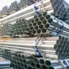 Tubo de acero pre-galvanizado