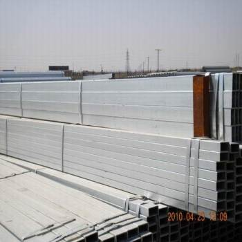 ERW welded rectangular steel pipe