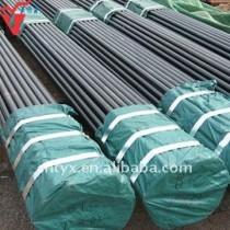 The Best Price black erw steel pipe 1-1/2''