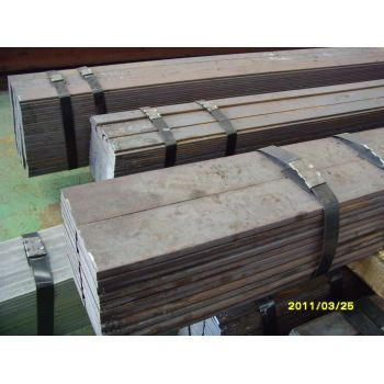 A36 flat steel for making fence