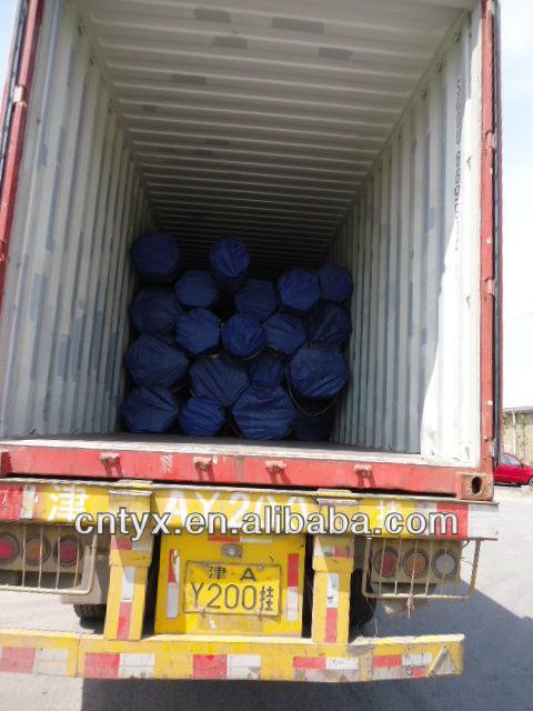 Chinese Galvanized round /square steel pipe /tube