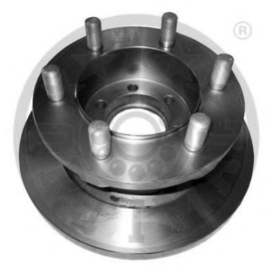 IVECO Brake Disc 1908772