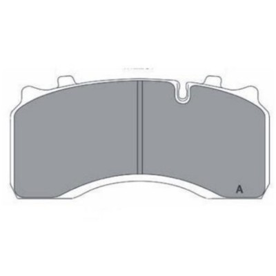 Renault Brake Pad Set 5001855902
