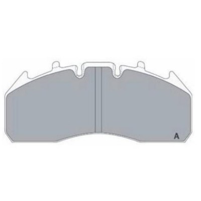 Renault Brake Pad Set 5001 864 363
