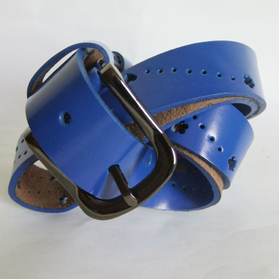 Stylish Lady's Leather Belt In Various Colors