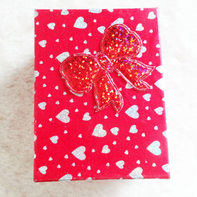 Free Shipping Colorful Box With Bow