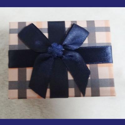 Free Shipping Lattice Box With Bow