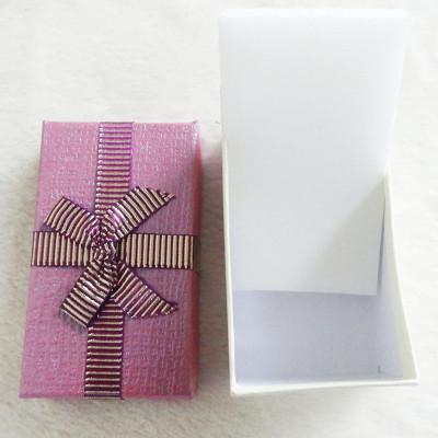 Free Shipping Cross Slik Box With Bow