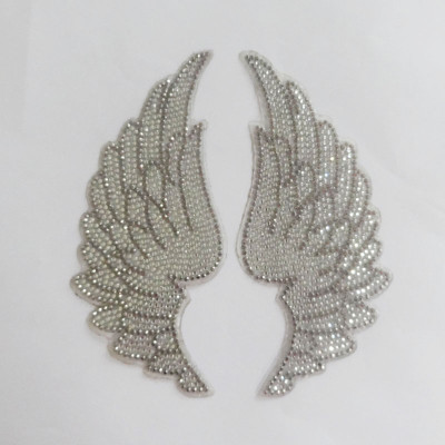 The Wings of Angel Diamond Car Sticker