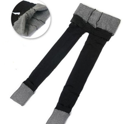 Thickened Leggings With Lint