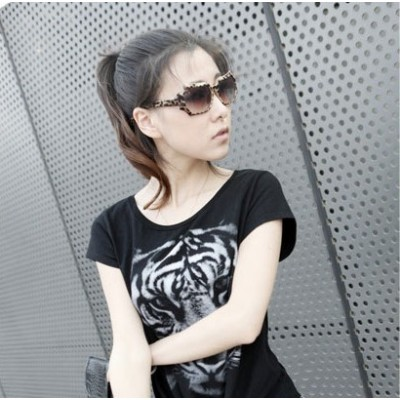 Free Shipping Europe And The United States And Non-mainstream Fashion Glasses For Tide People Sunglasses