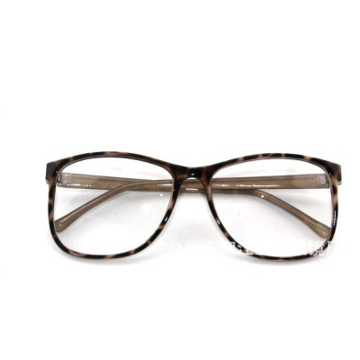 Free Shipping Japan And South Korea Simple Fashion And Casual Glasses Non-mainstream Decorative Plain For Sunglasses