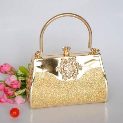 Princess Evening Frosted Handbag