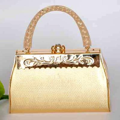 Princess Evening Handbag With Vine Pattern