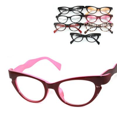 Free Shipping Tide Retro Fox Glasses And Non-mainstream Glasses Frame For Fashion People Sunglasses