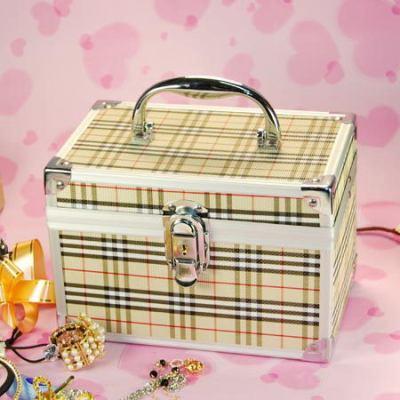 Lattice Fashion Lady's Makeup Bag