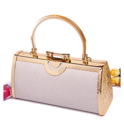 Princess Evening Handbag With Lozenge