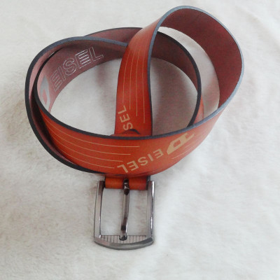 [Free Shipping] Genuine Leather Belt With   Patterns