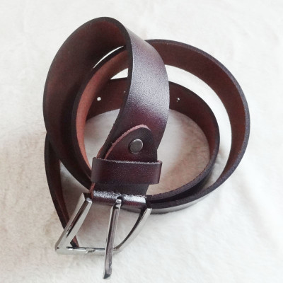 [Free Shipping] Genuine Leather Belt