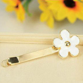 Free Shipping Choking Mouth Peppers The Small Daisies Hairpin