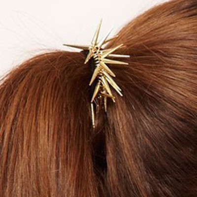 Free Shipping European And American Punk Style Spiked Headband