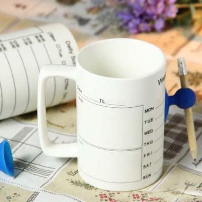 Mug Ceramic Simple Style Cup