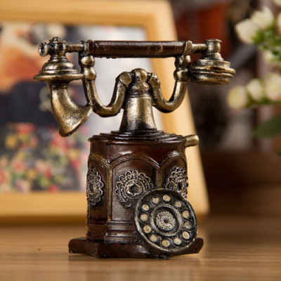 Nostalgic Ornaments Retro Telephones Craft