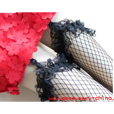 Sexy Lace Mesh Color Fishnet Stockings