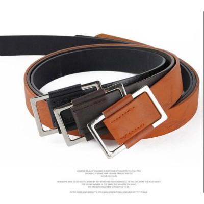 4 Color PU Belt Men Wholesale And Retail