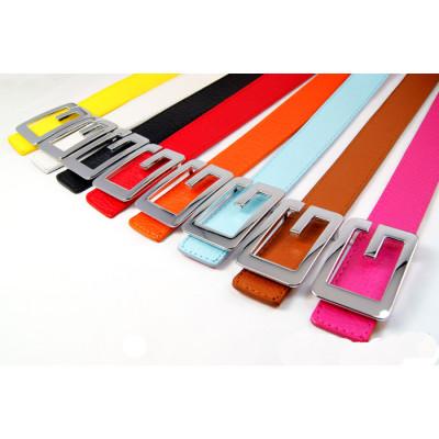 8 Colors Plain Belt Body Women And Men