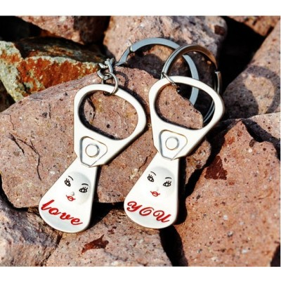 Free shipping Creative gift utility Griphook lovers Keychain Key Ring lovers fashion pendant key chain Valentine's Day gifts