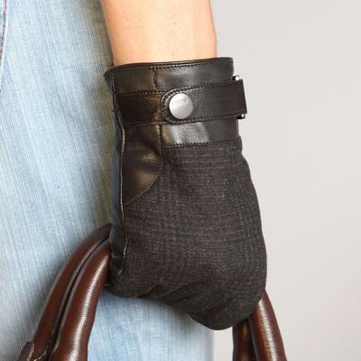 2012 New Men's Sheepskin Material Gloves