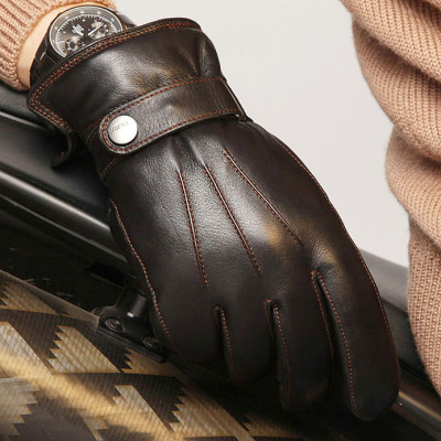 The Leather Gloves