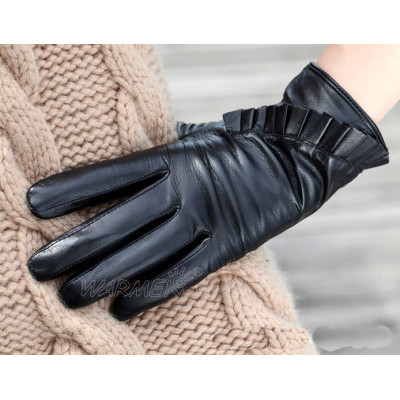 Hot sale sheepskin gloves export cycling gloves wholesale factory direct custom leather gloves