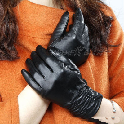 The sheepskin gloves manufacturers Gloves 2012 women wholesale customized direct marketing cycling gloves