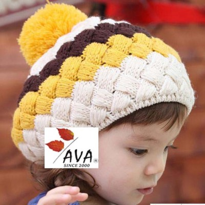 New Winter Baby Berets Hats