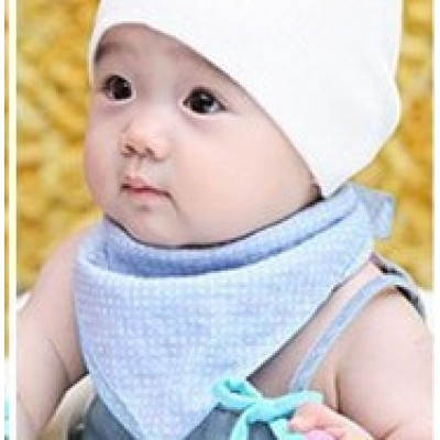 New Baby Headscarf Turban Baby Sling Bibs