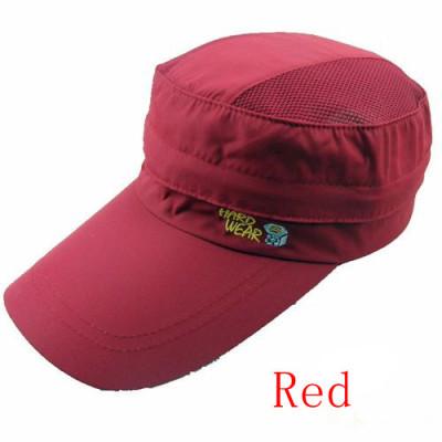 The long visor wholesale supply summer Mens casual cap crowns breathable mesh