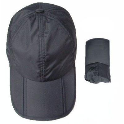Quick-drying waterproof cap sun hat wholesale collapsible hat the small mixed batch A032 Dark Blue