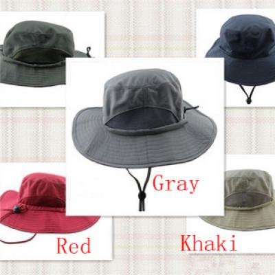 2013 New Wholesale Sun Hat Men And Women Must Best Travel Anti-ultraviolet