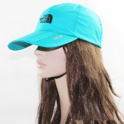 outdoor use quick-drying hat visor foldable sun hat folding hat
