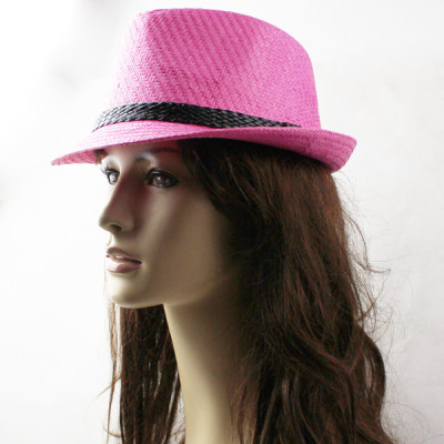 Spring And Summer Popular Minimalist Unisex Models Jazz Hat