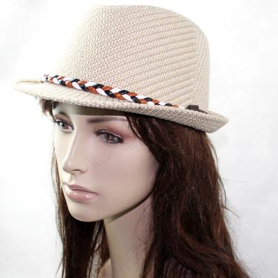New spring Wild Hemp Materials Jazz Hat