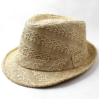 New Composite Color Straw Hat