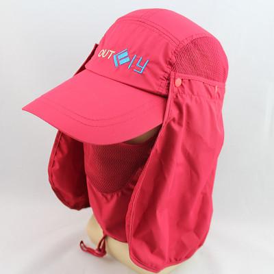 Wholesale nursing the sun visor sub Outdoor cap mountaineering hat fishing hat cycling hat