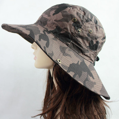 Wholesale Outdoor Series camouflage hat visor sub mixed batch B10031