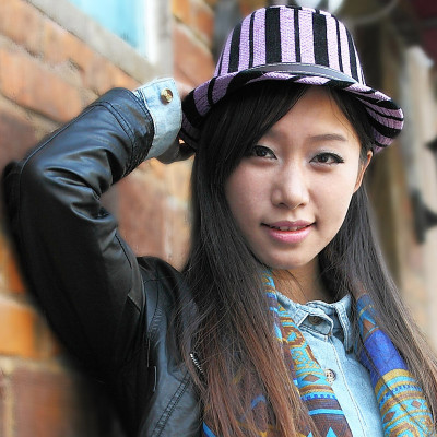 Autumn And Winter Fashion New Cotton British Style Bar Cap