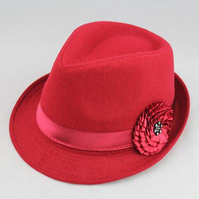 Fashion Elegant Sunflowers Decorated Hat