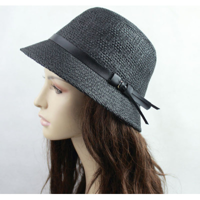 Summer Dome Stereotypes Ms. Fashion Straw Hats